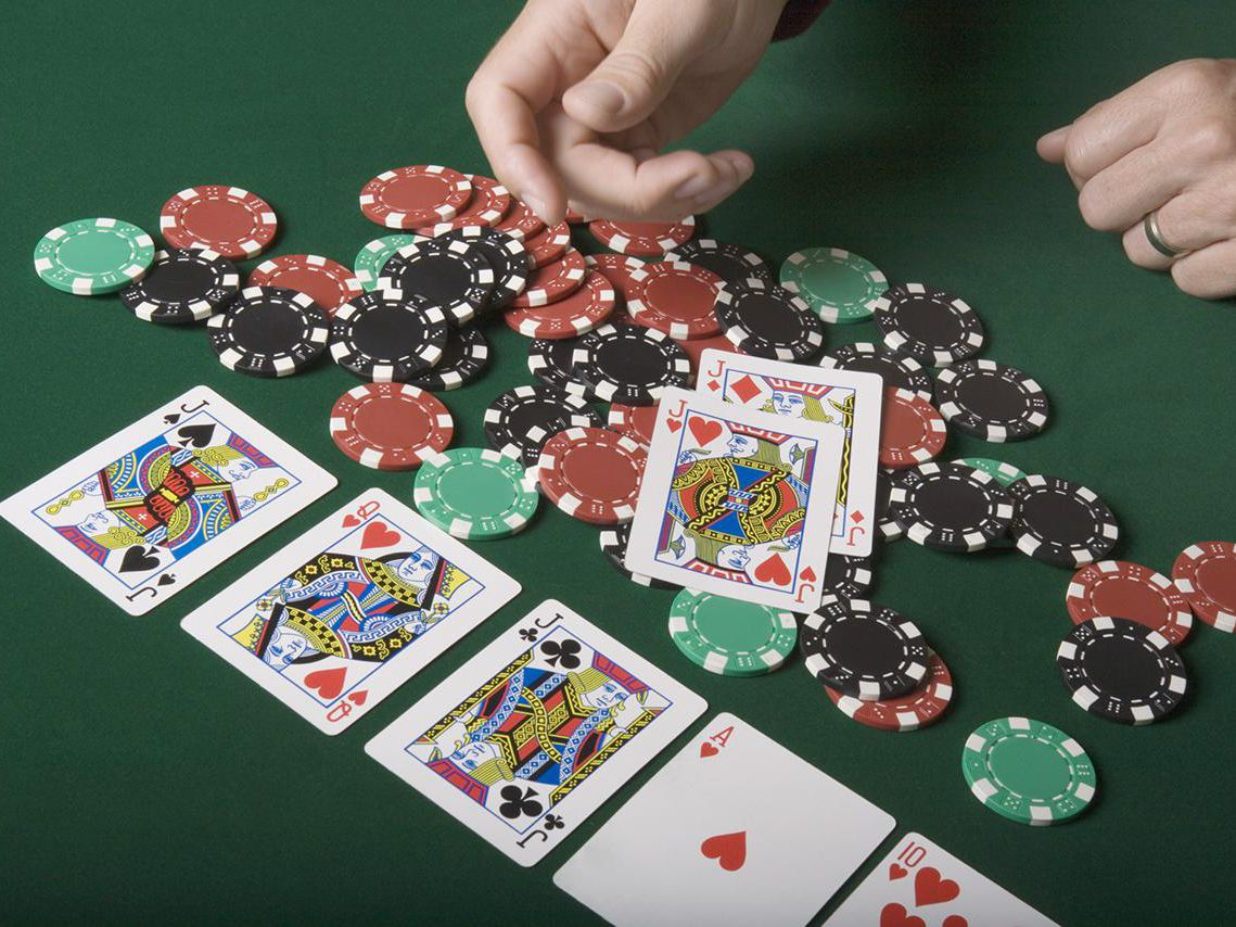 Texas Hold'em Online – The Winning Method