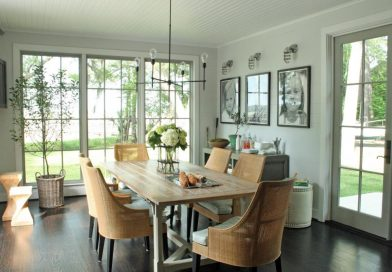 Add a Touch of Charm With Furniture Ideas for Dining