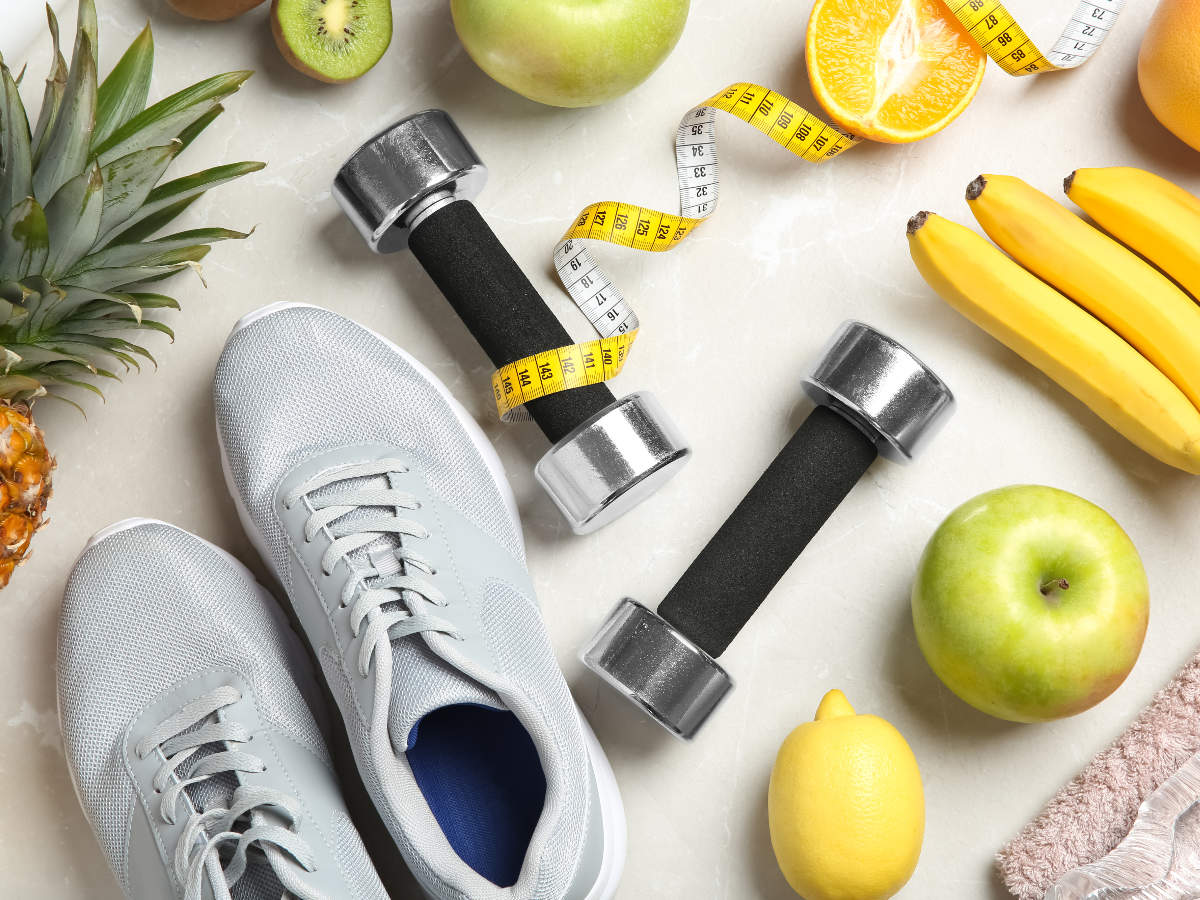 Exercises and diet for your body